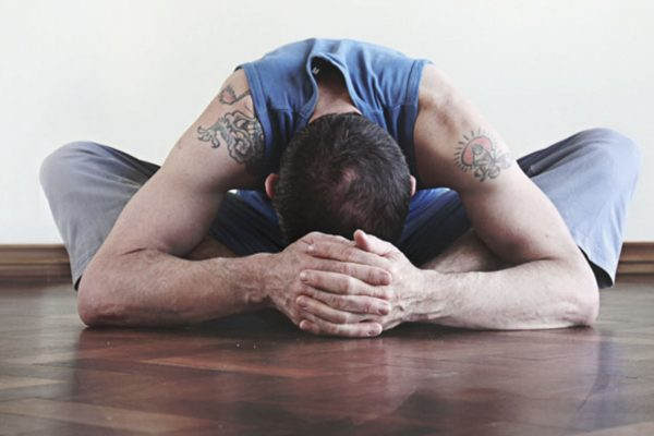 Norman Blair Yin yoga