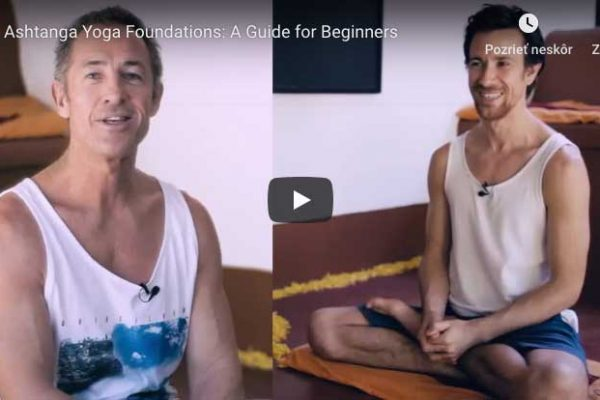 Ashtanga Yoga - Guide for Beginners