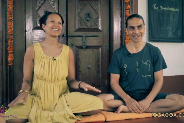 Petri Raisanen and Wambui Njuguna
