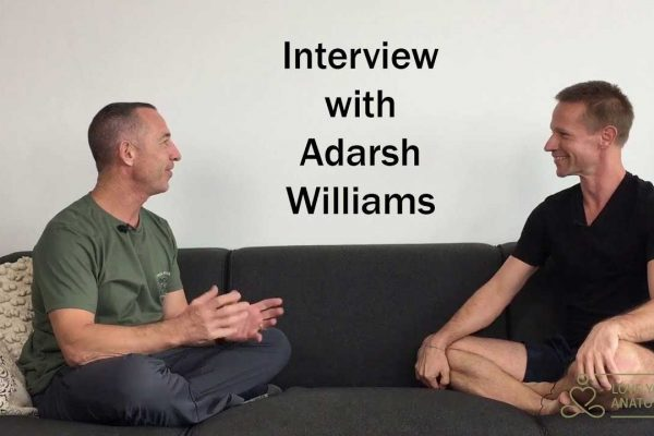 Adarsh Williams Interview