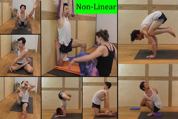 Ashtanga Intermediate Series Non-Linear