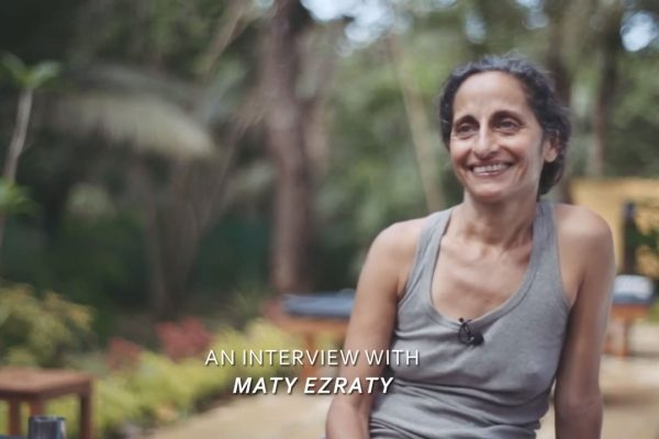 Maty Ezraty Interview